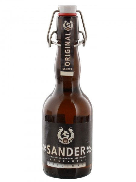 sander-original-hell-flasche