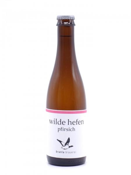 branta-wilde-hefen-pfirsich-flasche