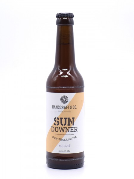 hanscraft-co-sun-downer-flasche
