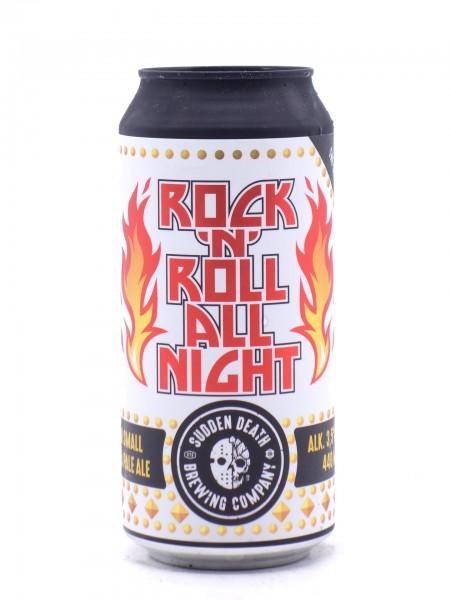 Sudden Death - Rock 'N' Roll All Night 2021
