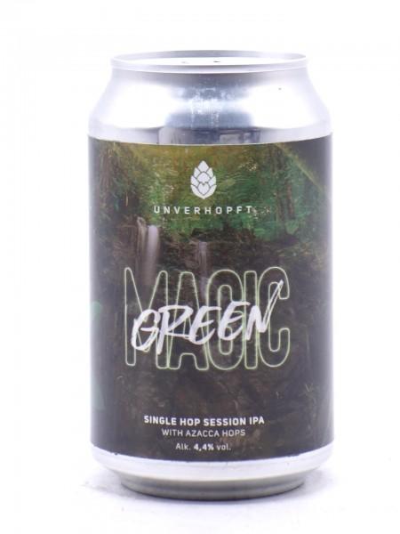 unverhopft-green-magic-dose