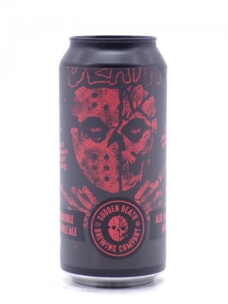 Sudden Death - I Am A Goddamn Son Of A Beer (2021)