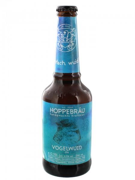 hoppebraeu-vogelwuid-flasche