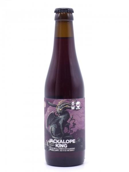 overworks-jackalope-king-flasche