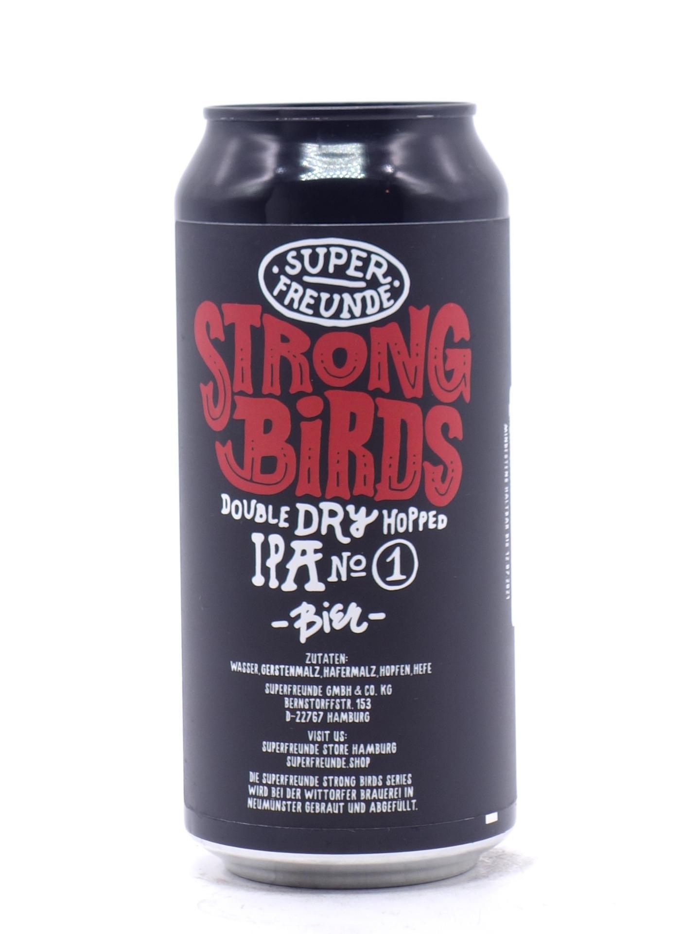 Superfreunde   Strong Birds No. 21
