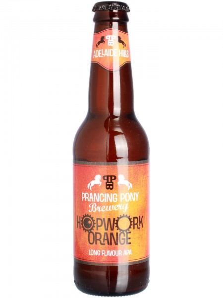 prancing-pony-hopwork-orange-flasche