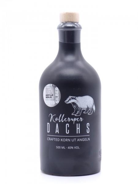 kolleruper-dachs-crafted-korn-flasche