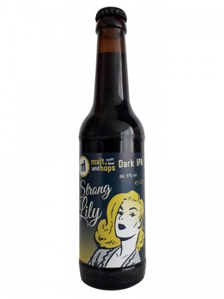 malt-hops-strong-lily-flasche