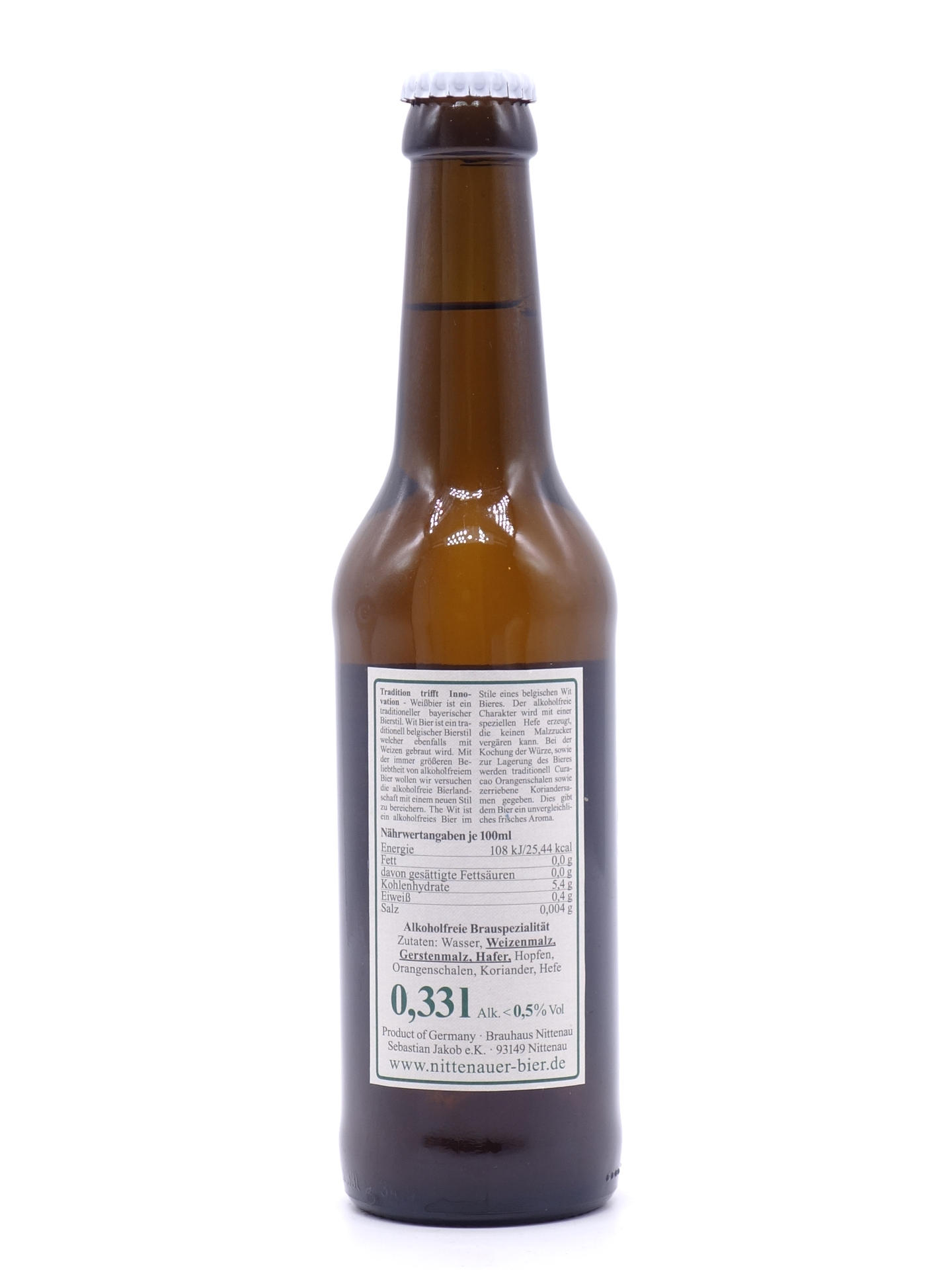 Nittenauer Bier