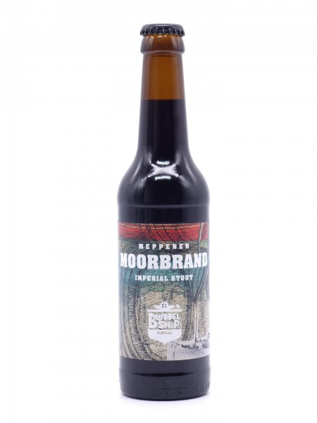 buddelship-moorbrand-flasche