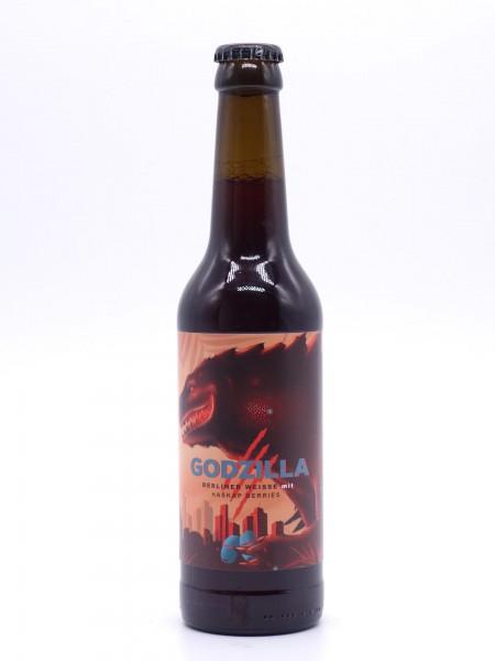 buddelship-godzilla-flasche