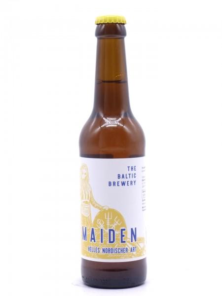 baltic-brewery-maiden-flasche
