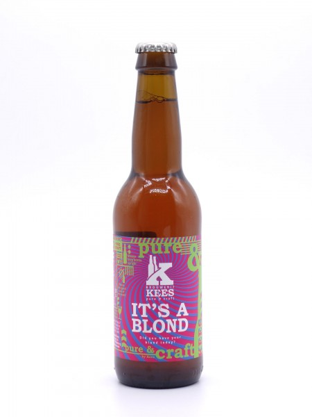 brouwerij-kees-its-a-blond-flasche