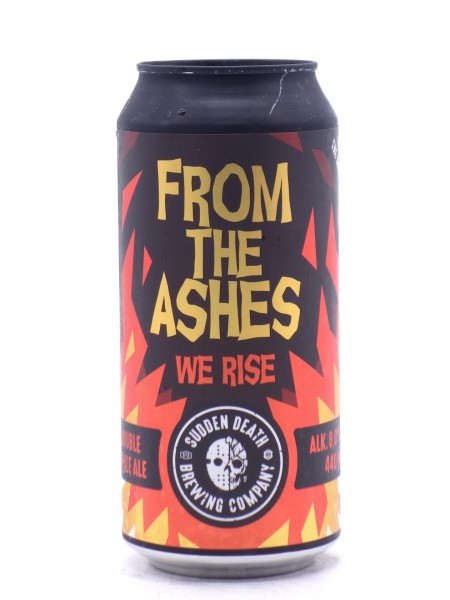 Sudden Death - From the Ashes we Rise