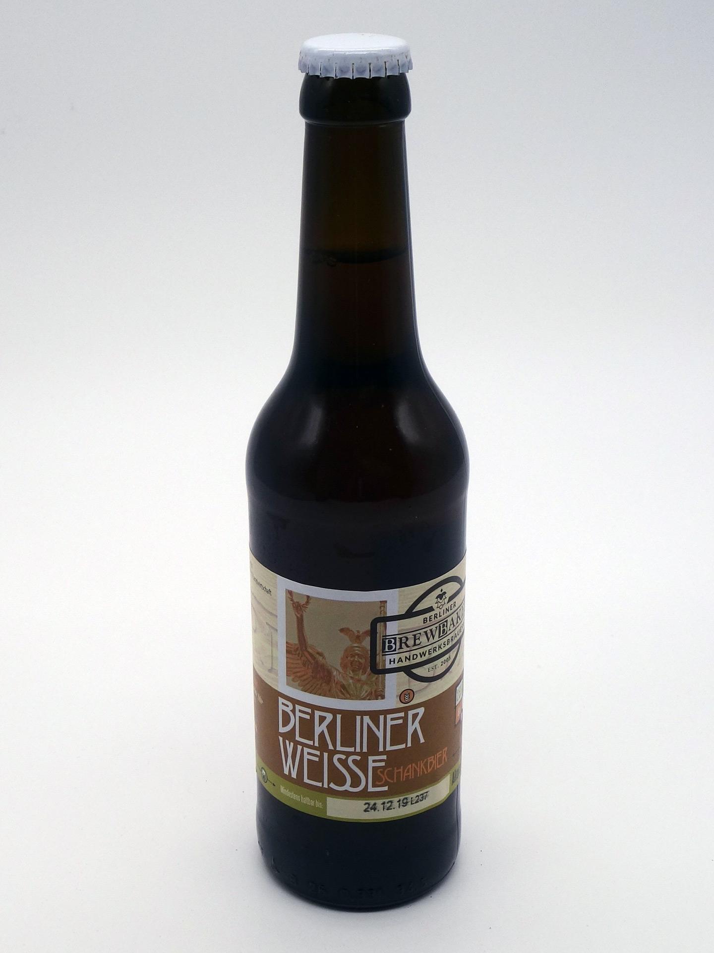 brewbaker berliner weisse craft beer shop brewcomer. Black Bedroom Furniture Sets. Home Design Ideas
