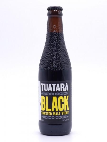 tuatara-black-flasche