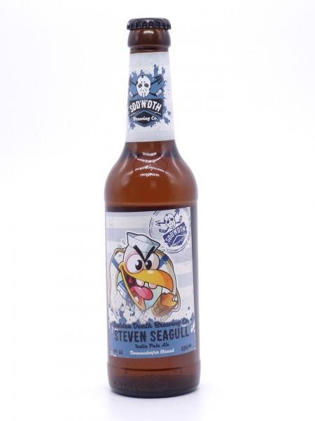 sudden-death-steven-seagull-flasche