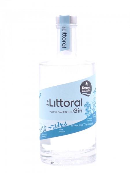 Czernys Küstenbrauerei - Littoral Gin 43 % / 50 cl