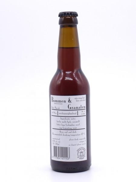 de-molen-bommen-granaten-flasche