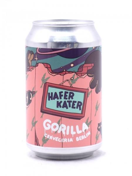 gorilla-hafer-kater-dose