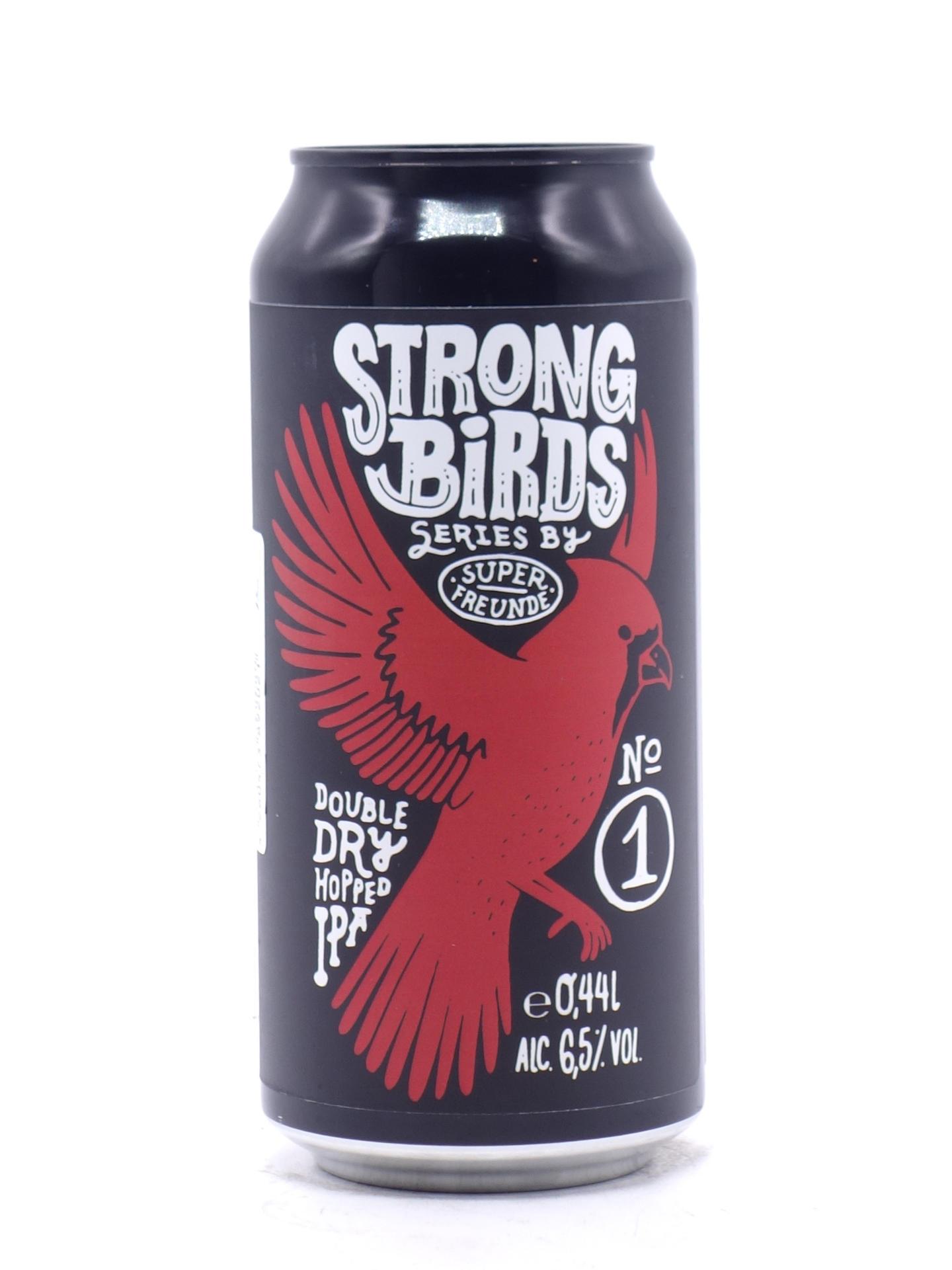 Superfreunde Strong Birds No. 21   DDH IPA kaufen