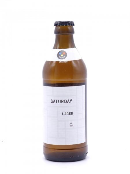 and-union-saturday-flasche