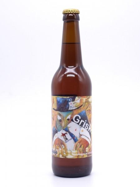 hornbeer-grisk-flasche