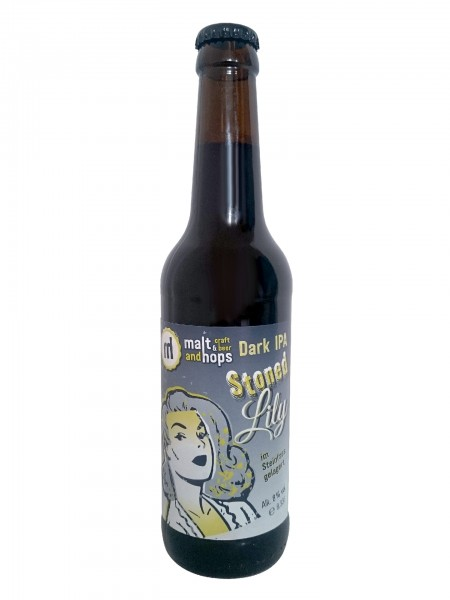 malt-hops-stoned-lily-flasche