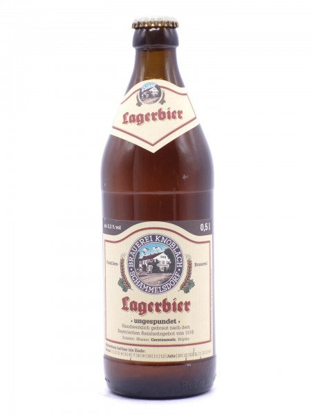 knoblach-lagerbier-flasche