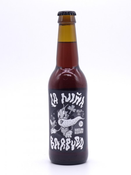barcelona-beer-la-nina-barbuda-flasche