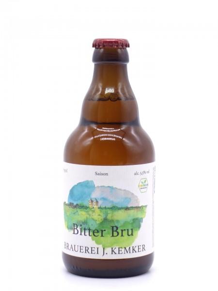 kemker-bitter-bru-33cl-flasche