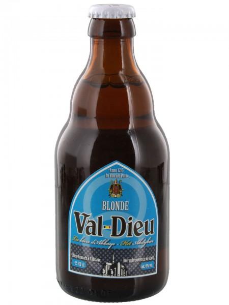 val-dieu-blonde-flasche