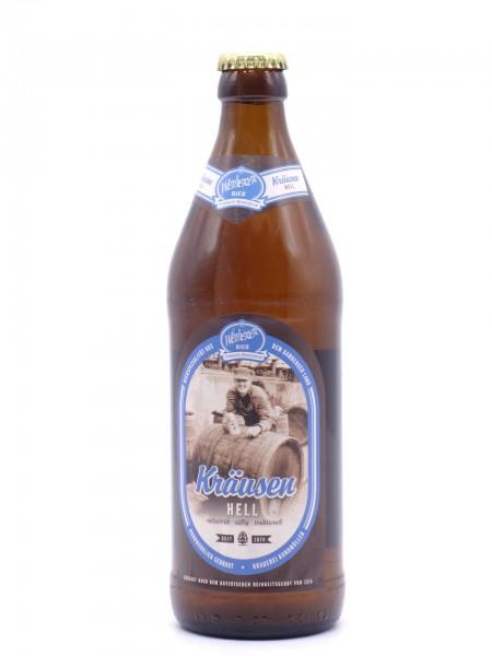 weiherer-kraeusen-hell-flasche