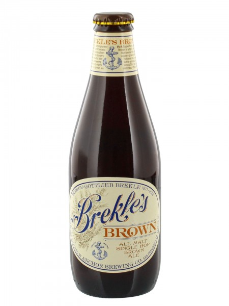 Anchor Brewing - Brekle's Brown
